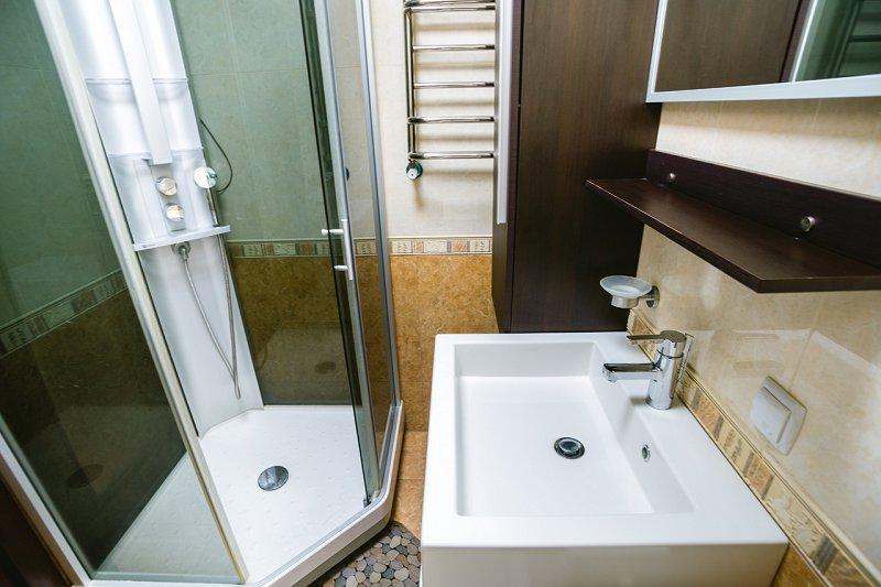 1-комнатная квартира посуточно, Днепр, ул. Староказацкая, 82 (10)