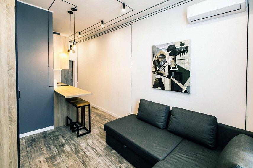 1-комнатная квартира посуточно, Днепр, ул. Луговская, 255 (2)