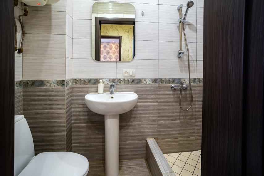 1-комнатная квартира посуточно, Днепр, ул. Гоголя, 6 (9)