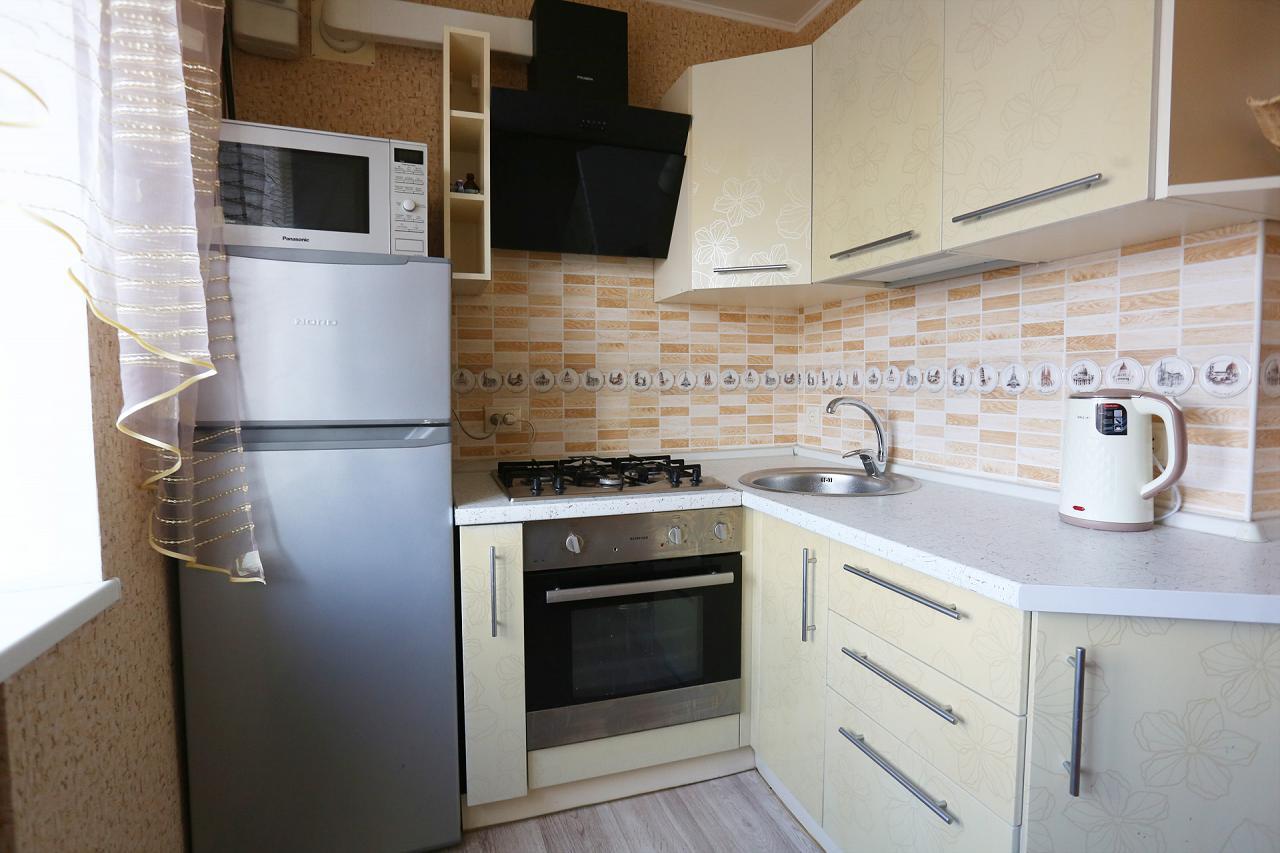 2-к Уютная квартира с шикарным видом на Днепр, Центральний (5)