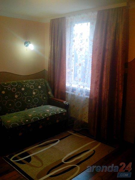 1-комнатная квартира посуточно, Моршин, ул. Привокзальная, 121 (9)