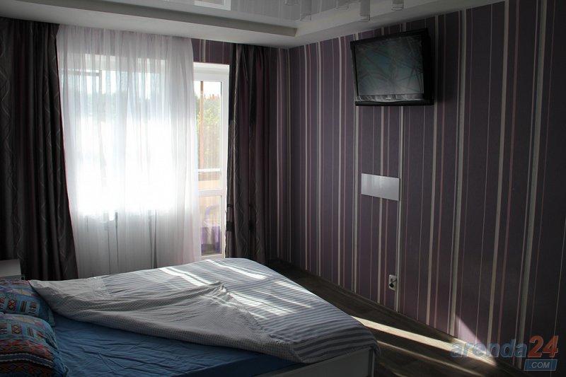 Уютная квартира с современным ремонтом (1)
