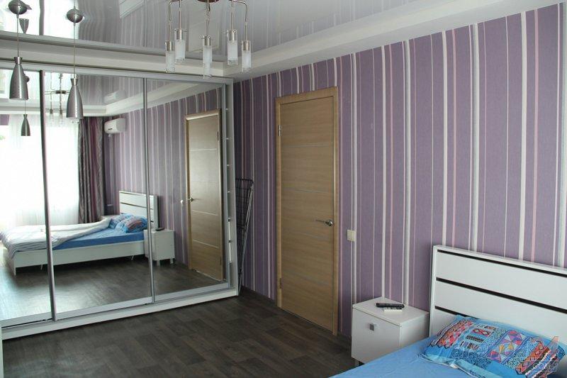 Уютная квартира с современным ремонтом (2)