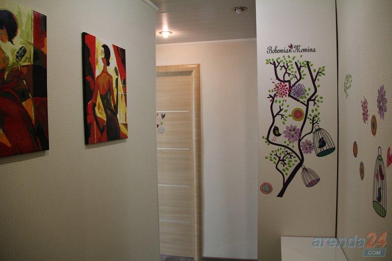 Уютная квартира с современным ремонтом (9)
