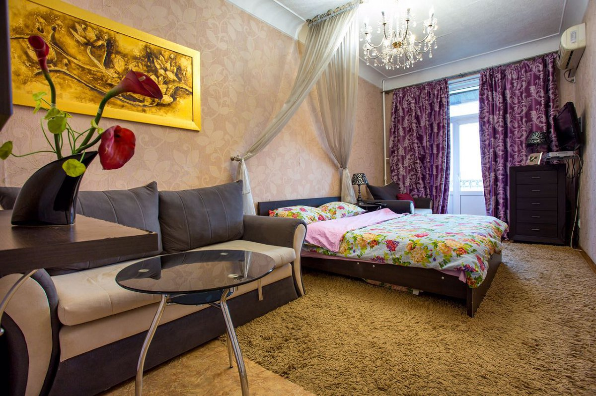 1-кімнатна квартира подобово, Миколаїв, вул. Радянська, 13