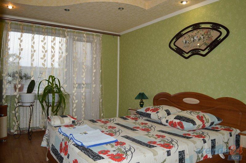 Теплая квартира в центре