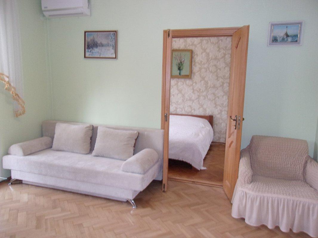 САМЫЙ ЦЕНТР, тихо,  уютно.  Рядом море, парк от 1300 руб. (3)