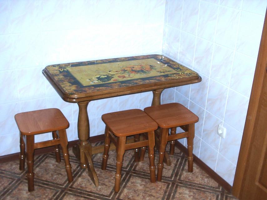 1-кімнатна квартира подобово, Київ, вул. Олександрівська, 15 (4)