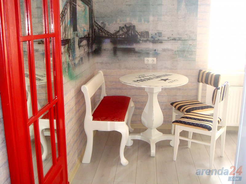 1-комнатная квартира посуточно, Одесса, мкрн массив Радужный, 13 (4)