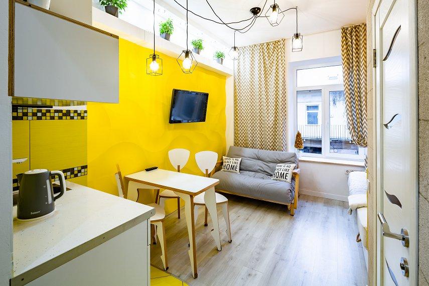 1-pokojowe mieszkanie dobowe, Lwów, ul. Szpitalna, 30 (3)