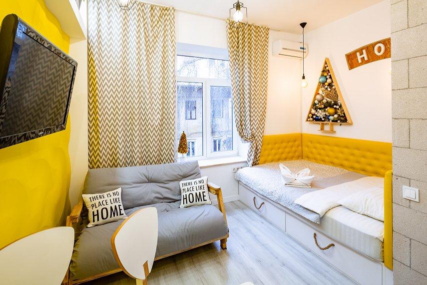 1-pokojowe mieszkanie dobowe, Lwów, ul. Szpitalna, 30 (4)