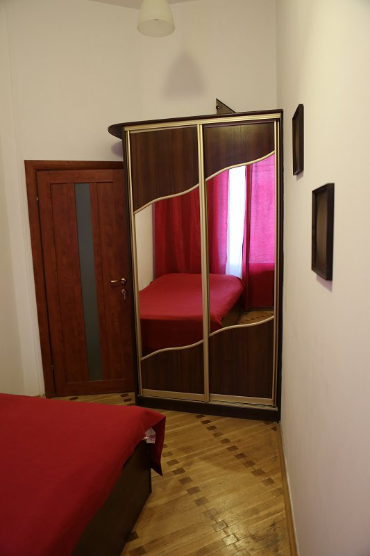 3-кімнатна квартира подобово, Львів, просп. Шевченка, 6 (5)