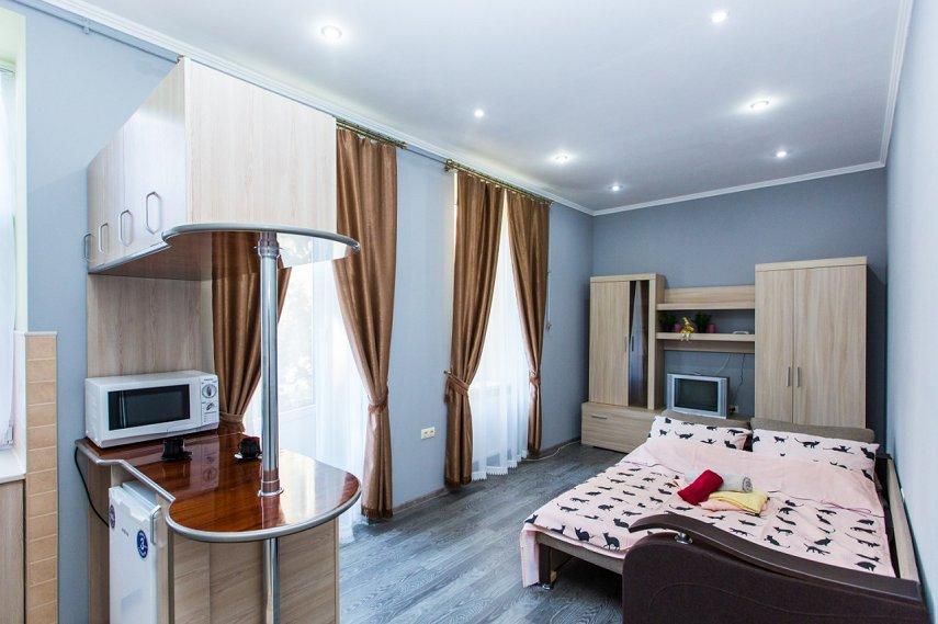 Квартира-студия для пары (1)