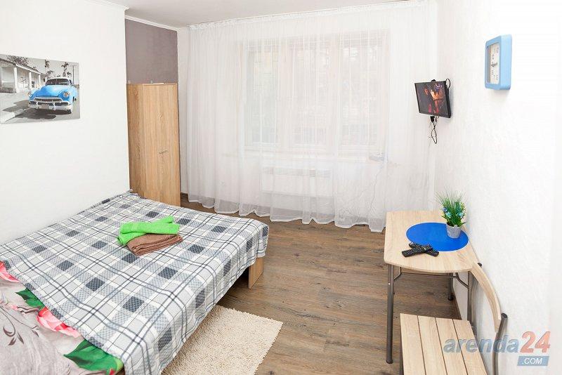 1-кімнатна квартира подобово, Львів, вул. Личаківська, 161 (2)
