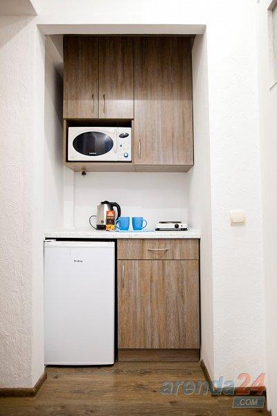 1-кімнатна квартира подобово, Львів, вул. Личаківська, 161 (3)