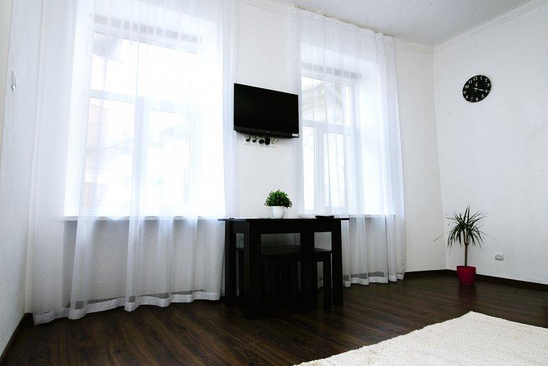 Сучасна двокімнатна квартира біля Оперного театру! (4)