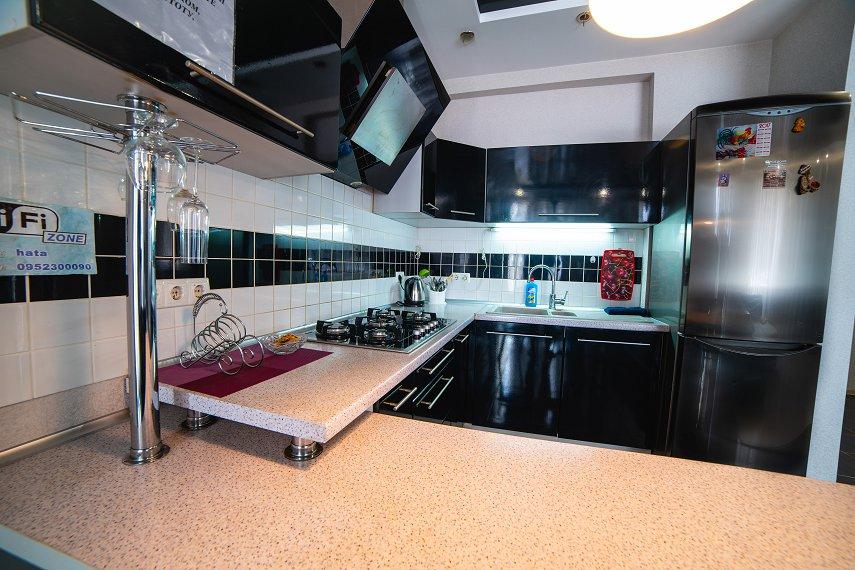 Апартаменты Black&White (1)