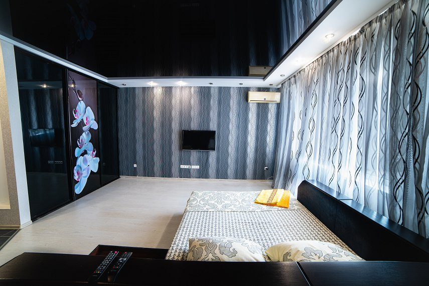 Апартаменты Black&White (2)