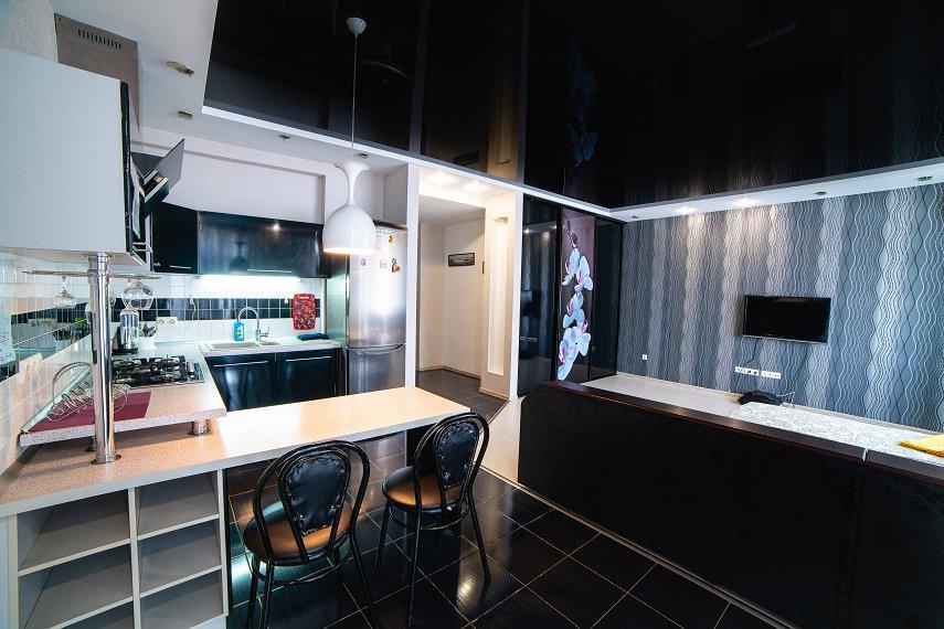 Апартаменты Black&White (4)