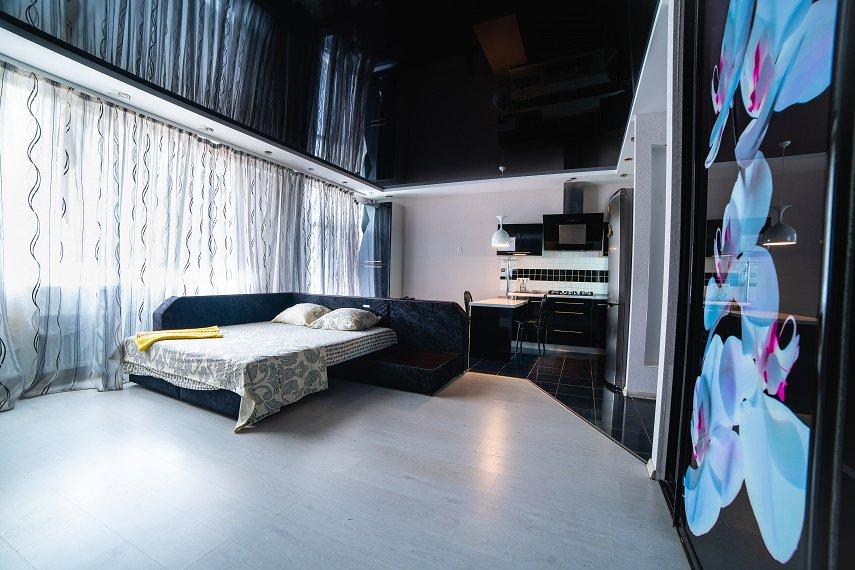 Апартаменты Black&White (6)