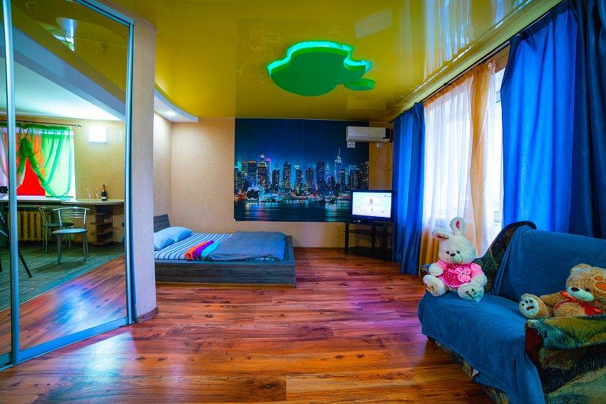 Студио, апартаменты