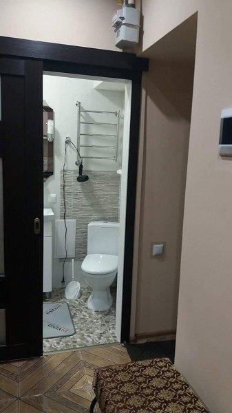 1-кімнатна квартира подобово, Львів, просп. Чорновола, 43 (7)