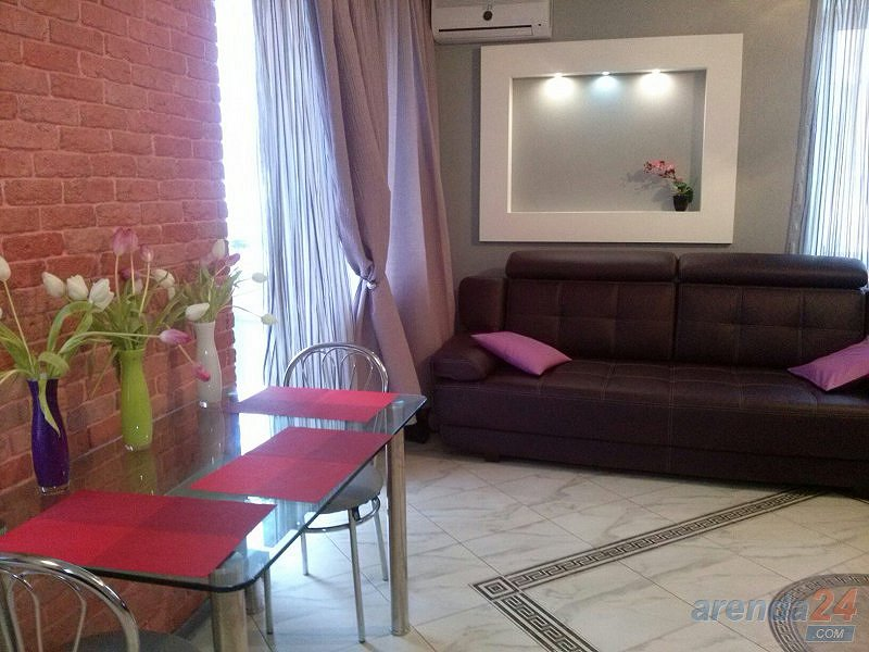 1-комнатная квартира посуточно, Николаев, ул. ул 8 Марта, 34 (4)