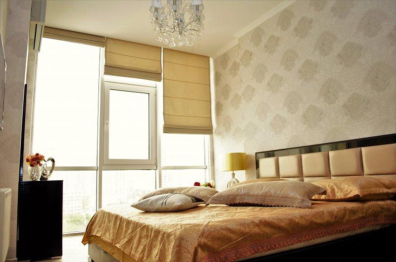 2-комнатная квартира посуточно, Одесса, плато Гагаринское, 5 б3 (1)