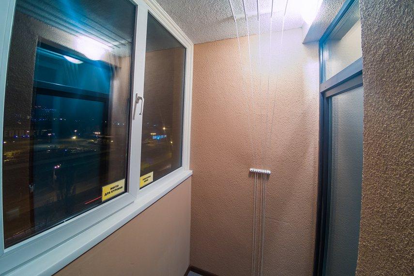 2-к. квартира на сутки в Киеве. ул. Богатырская 6а (9)
