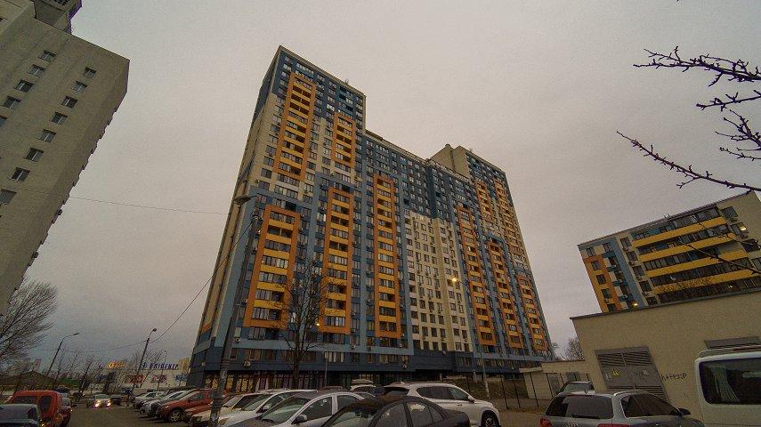2-к. квартира на сутки в Киеве. ул. Богатырская 6а (10)