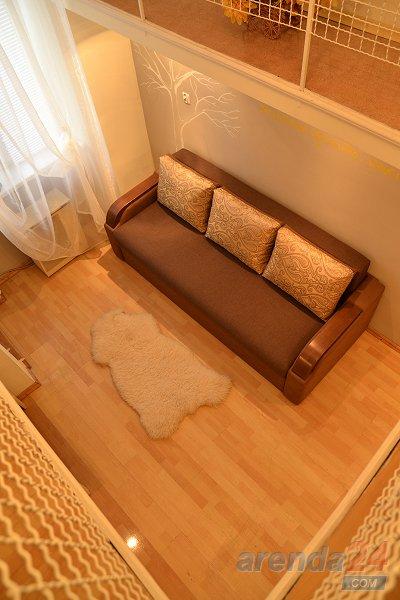1-комнатная квартира посуточно, Львов, ул. Городоцкая, 87 (1)