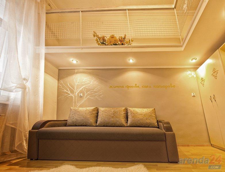 1-комнатная квартира посуточно, Львов, ул. Городоцкая, 87 (4)