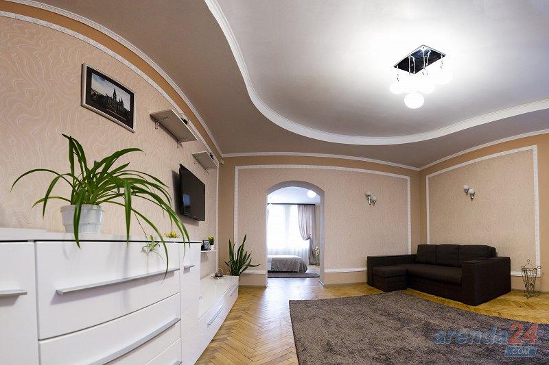 2-комнатная квартира посуточно, Львов, ул. Городоцкая, 111 (3)