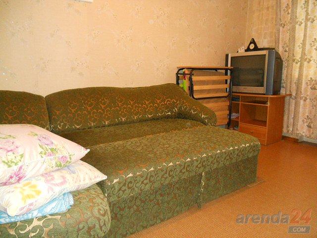 Сдам свою однокомнатную квартиру от хозяина, посуточно.