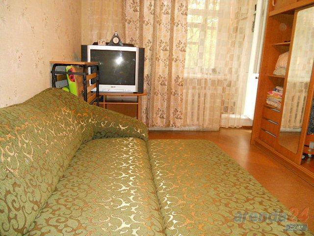 Сдам свою однокомнатную квартиру от хозяина, посуточно. (1)