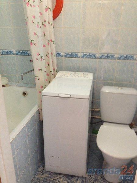 Сдам свою однокомнатную квартиру от хозяина, посуточно. (4)