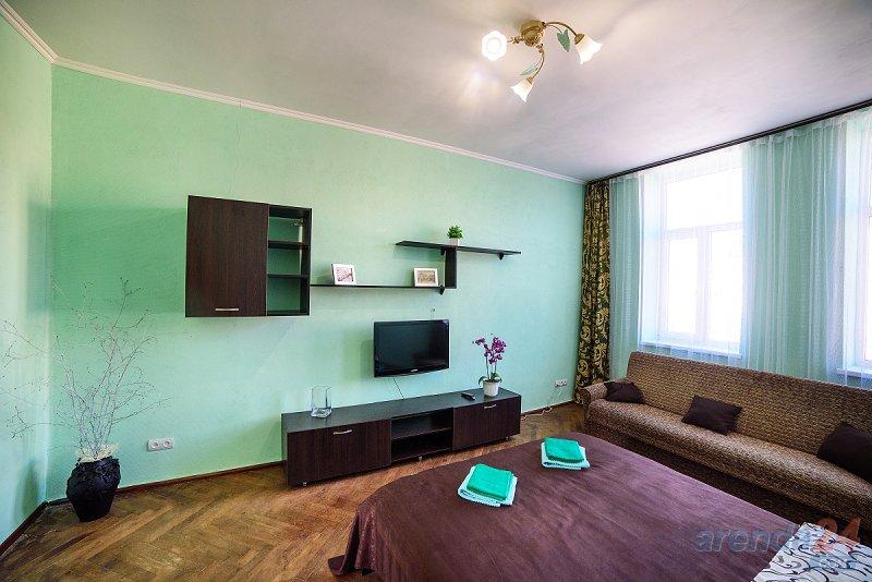 1-кімнатна квартира подобово, Львів, вул. Джерельна, 25 (3)