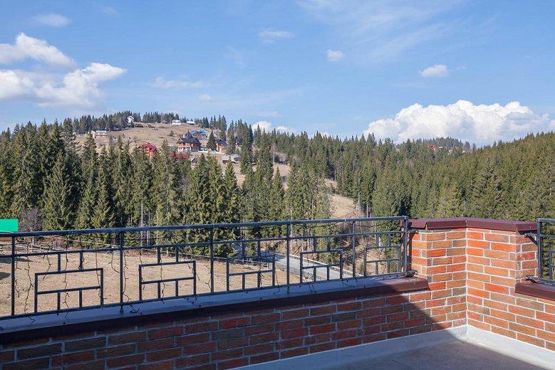 Яблуница. Новый отель. Улучшенные номера с панорамными окнами. Буковель, Карпаты зимой летом (7)