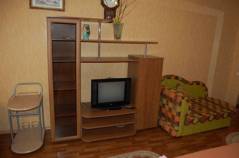 1-кімнатна квартира подобово, Луганськ, вул. Коцюбинського, 27 (2)