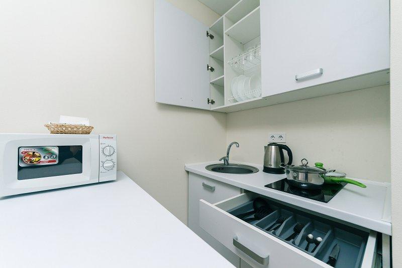 Уютные смарт апартаменты в новом доме (1)