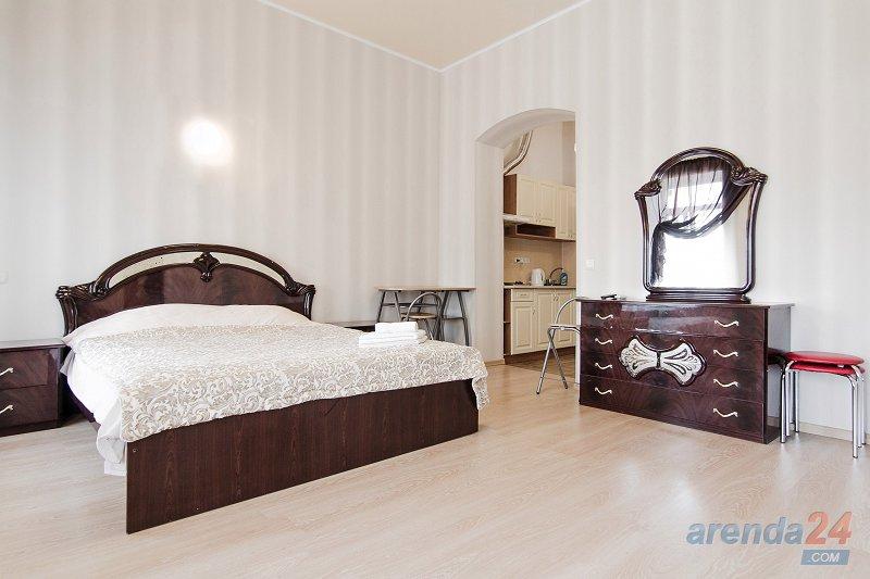 1-комнатная квартира посуточно, Одесса, пер. Покровский, 8 (1)