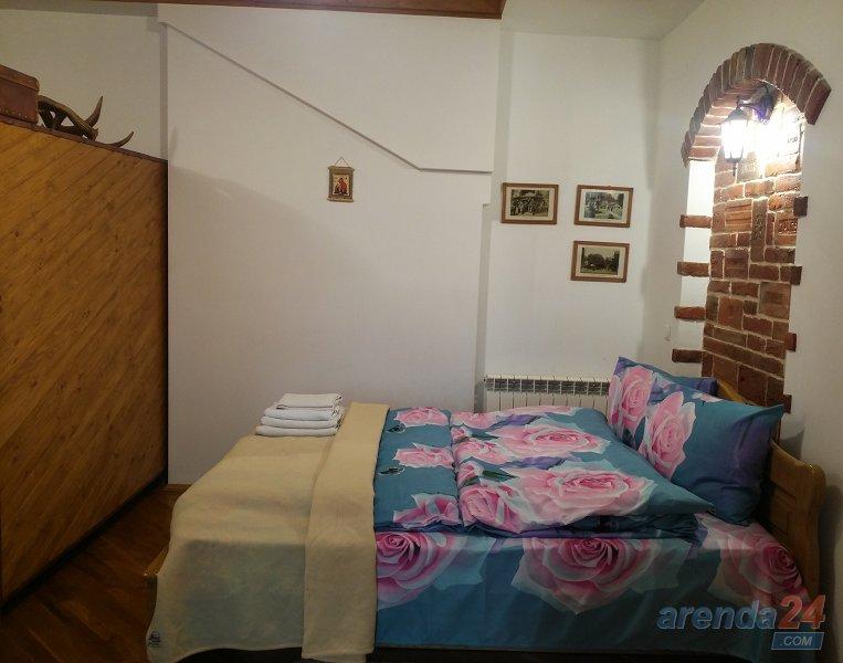 Квартира в стиле шале красная с личной парковкой (3)