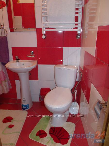 Квартира в стиле шале красная с личной парковкой (7)