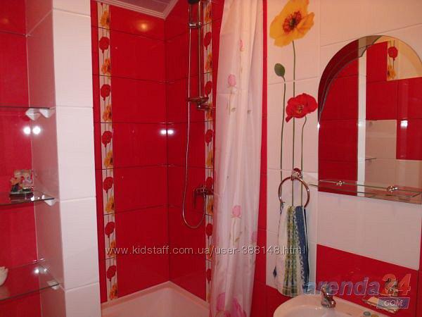 Квартира в стиле шале красная с личной парковкой (8)