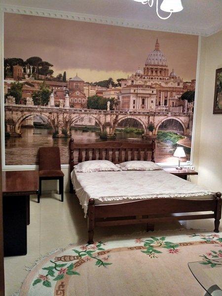 Красивая уютная квартира с ремонтом и новой мебелью в историческом центре города со своим двориком (8)
