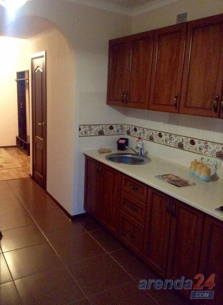 2-комнатная квартира посуточно, Львов, ул. Патона, 11 (1)