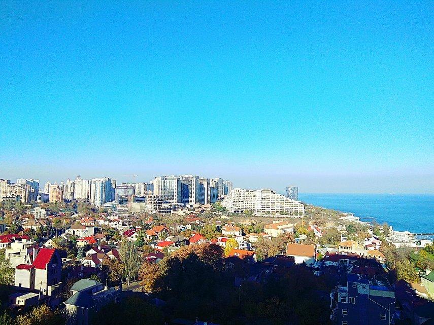 Апартаменты в Аркадии с видом на море и город (10)