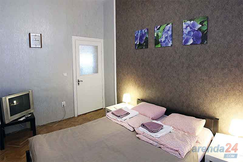 Двухкомнатная уютная квартира в ближнем центре, и не далеко от вокзала. (8)