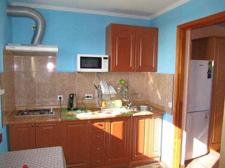 Уютное жилье в центре Алупки