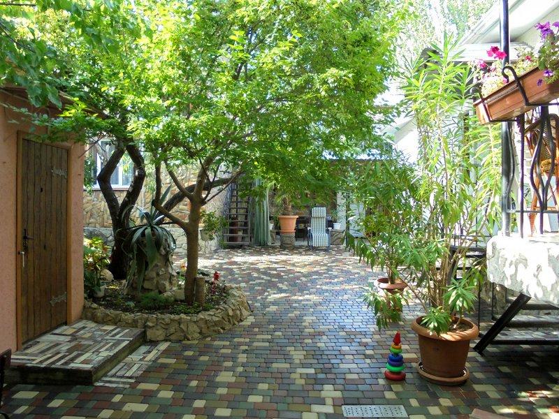 Домик для семейного отдыха на 2-4 человека в Феодосии. (2)